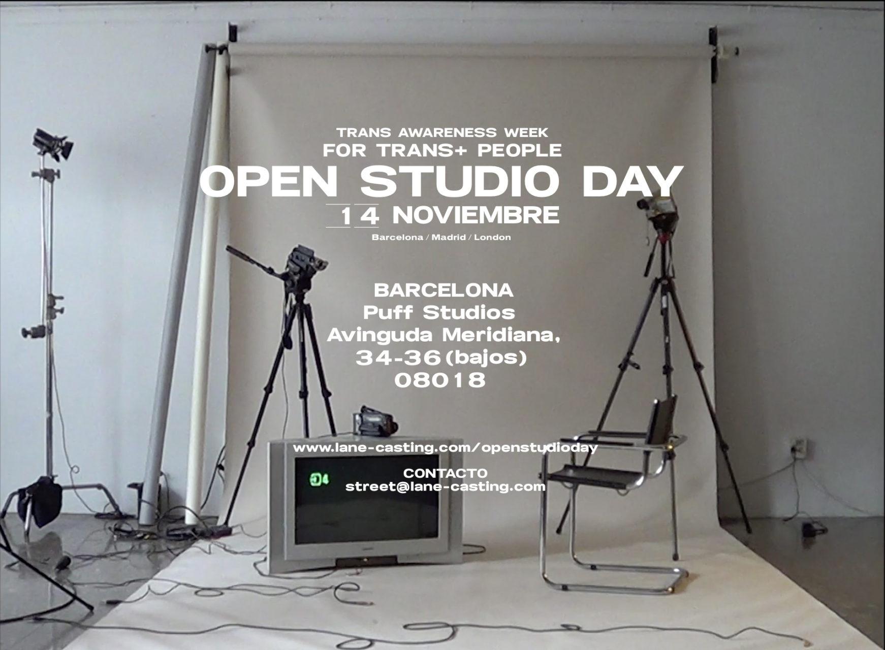 OpenStudioDay |LANE CASTING
